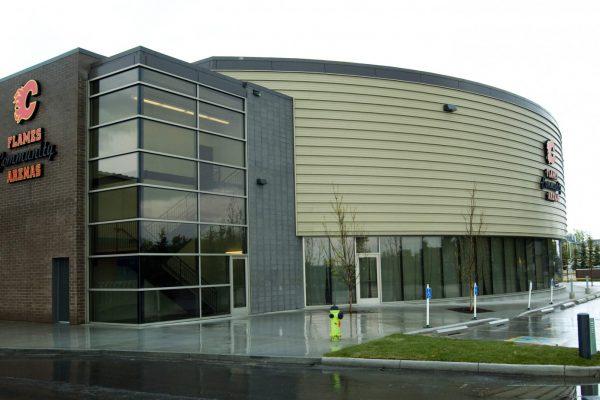 Centenial Arena